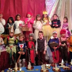 carnaval 2016 1er classe