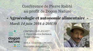 conference Pierre Rabhi 14 06 2016