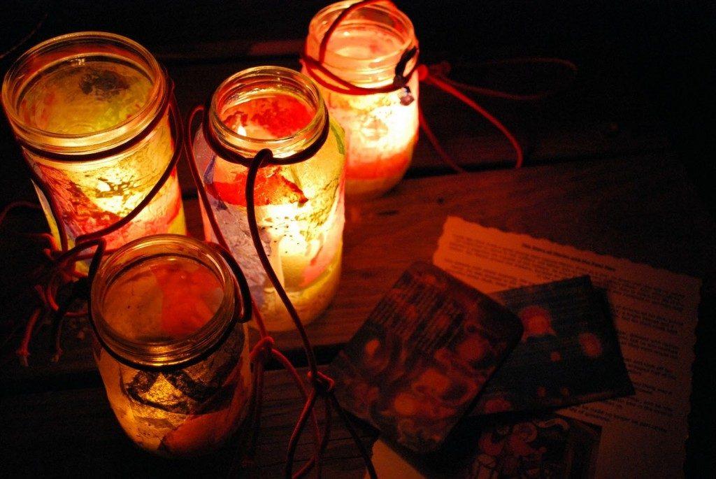 Les lanternes jouent un rôle clé dans la Saint-Martin