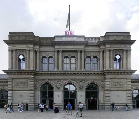 Gare de Mayence